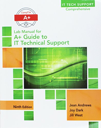 Bundle: LMS Integrated for MindTap PC Repair, 2 term (12 months) Printed Access Card for Andrew's  A+ Guide for IT Techn
