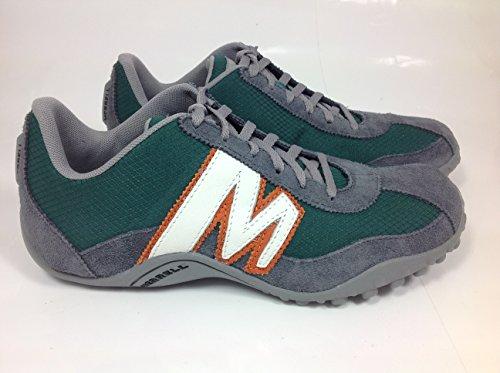 Merrell Scarpe Sprint Blast Uomo Green Casual Moda Urban Sneakers