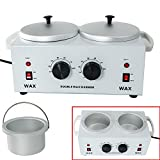 iMeshbean Professional Hot Wax Warmer Electric Heater Hair Removal Kit Wax Beans for Home and Salon (M#01 Wax Warmer Only)