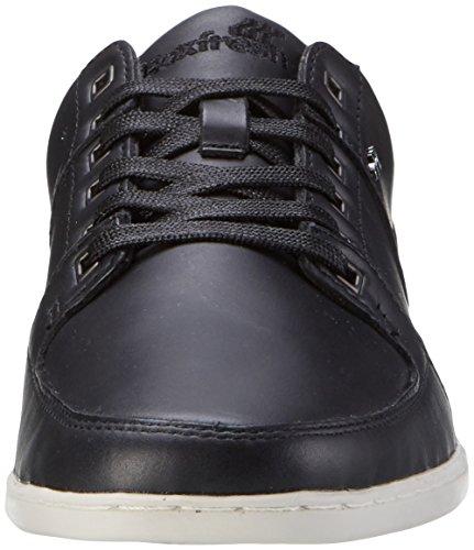 Boxfresh Spencer ICN Lea Blk, Sneaker Uomo Nero (Nero)