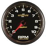 Auto Meter 4998 Ultra-Lite II 5'' 10000 RPM In-Dash Tachometer
