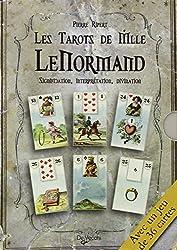 Les tarots de Mlle Lenormand : Signification, interprétation, divination (1Jeu)
