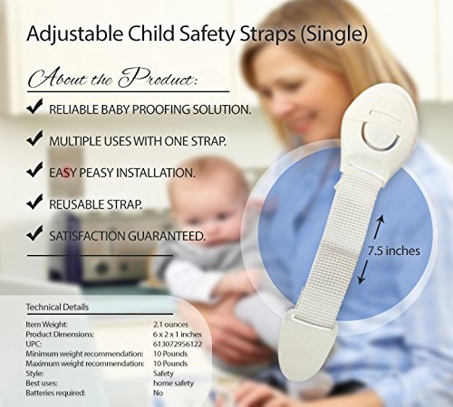adjustable-child-safety-straps-single-3m-tapes-included