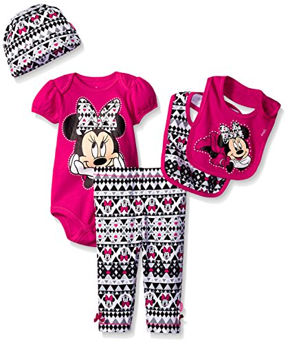 Disney Girls Minnie Mouse Purple