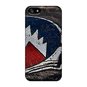 Excellent Hard Cell-phone Case For Iphone 5/5s (cpp2194GuWJ) Customized Colorful Grateful Dead Pictures