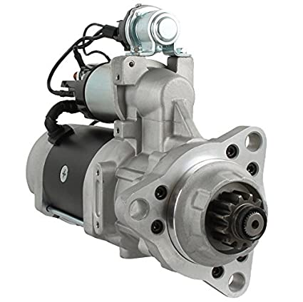 Amazon com: NEW 24V STARTER FITS CONSOLIDATED DIESEL 6C