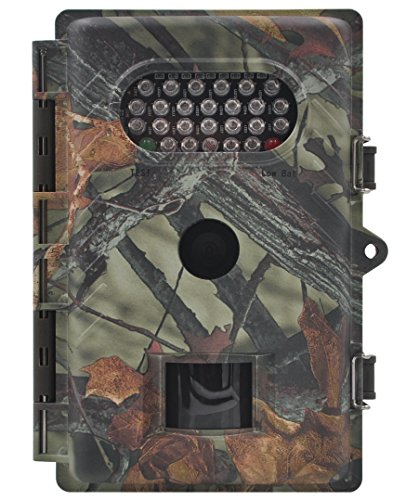 FULLLIGHT TECH 720P 8.0MP Game & Trail Hunting Camera Low Glow Outdoor Motion Activated wildlife...