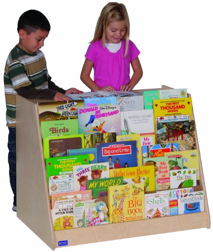 Steffy Wood Products Mobile Book Display and ()