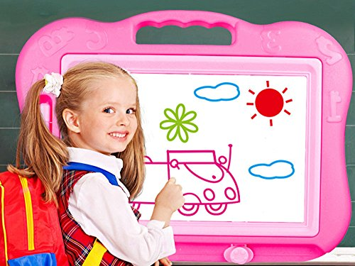 MAZIMARK--Children Kid Magnetic Writing Painting Drawing Graffiti Board Toy Preschool Tool by MAZIMARK