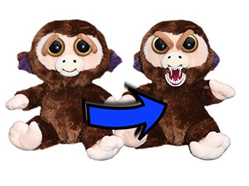 William Mark Feisty Pets Grandmaster Funk Adorable Plush Stuffed Monkey