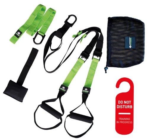 Schildkröt Fitness Schlingentrainer in Colourbox, Green-Black, 960027