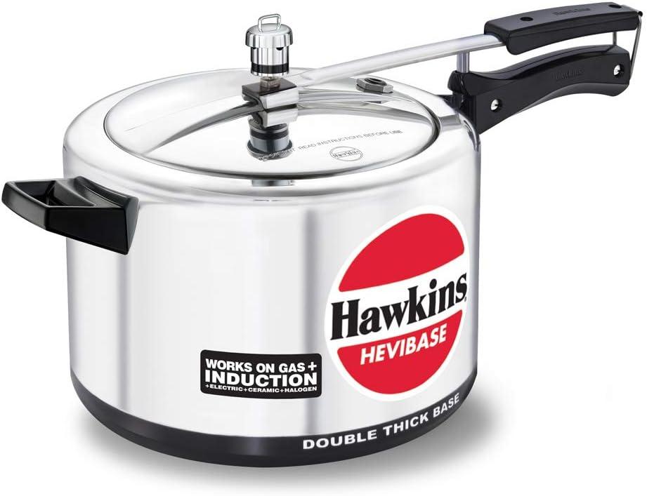 Hawkins pressure cooker for induction hob