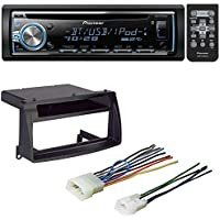 CAR RADIO STEREO CD PLAYER DASH INSTALL MOUNTING KIT HARNESS FOR TOYOTA COROLLA