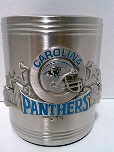 NFL Carolina Panthers Stainless Steel Can -