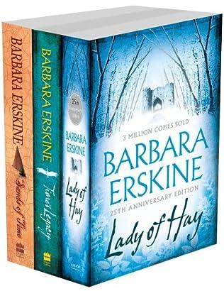book cover of Barbara Erskine 3-book Bundle