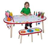 ALEX Toys Artist Studio Super Art Table Rainbow