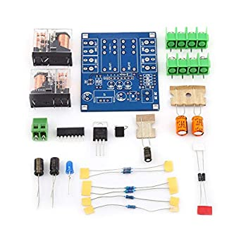 Amazon com: Speaker Protection Board Dual Relay Voltage