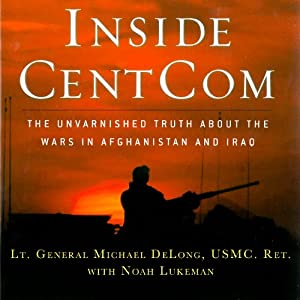 Inside CentCom Audiobook