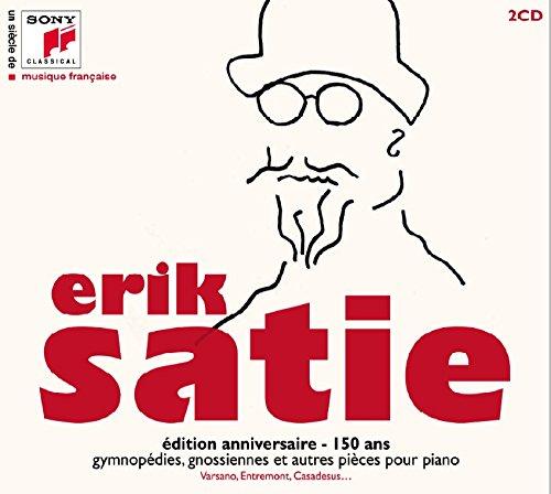 Sony - Naxos Un siècle de musique fracaise: Erik Satie price tips cheap