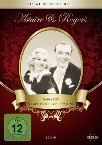 Astaire, Fred & Ginger Rogers Swing Time & Ich Tanz Mich In Dein Herz 2-Dvd