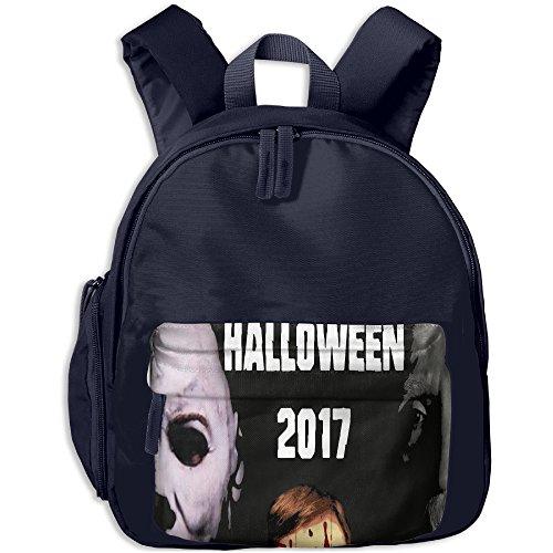 Halloween 2017 Ghosts Vampire Kids Stylish Shoulder Backpack Children Bookbag (Mlp Halloween 2017)