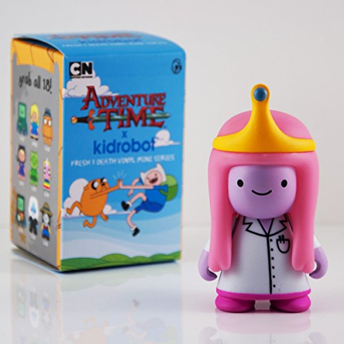 Bubble Gum Princess - Adventure Time Mini Series 2 by Kidrobot - Opened Blind Box Item