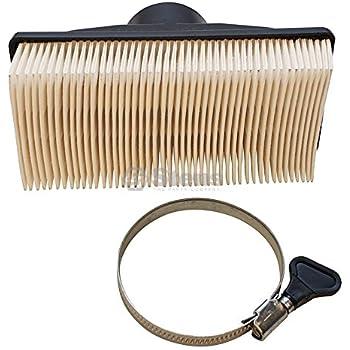 Amazon.com: Pack de 3 filtros de aire de repuesto 11013-0727 ...