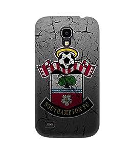 Galaxy S4 Funda Case 3D Cover Southampton Collection Football Club Logo Print Photo Hard Funda Case Protective Popular Design pour Woman