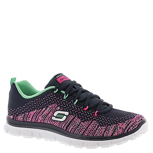 Skechers Appeal Talent Flair, Mädchen Sneakers Multicolor (NVMT)
