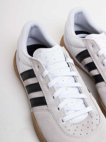 adidas City Cup, Zapatillas de Deporte Para Hombre, Blanco (Ftwbla/Negbas/Gum4 000), 41 1/3 EU