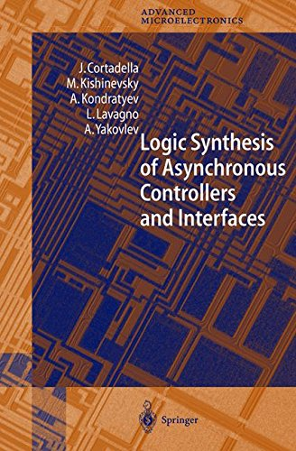 Logic Synthesis for Asynchronous Controllers and Interfaces (Springer Series in Advanced (Library Interface Controller)