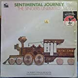 THE SINGERS UNLIMITED SENTIMENTAL JOURNEY vinyl record