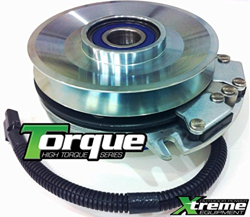 Xtreme Outdoor Power Equipment X0325 Replaces John Deere PTO Clutch TCA12522, ZTrak M653 M655 & M665 - Bearing Upgrade!