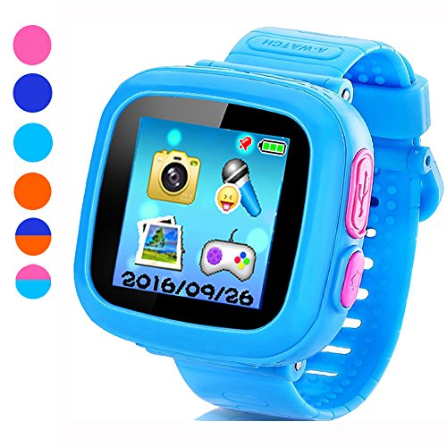 Game Smart Watch for Kids, Children's Camera 1.5