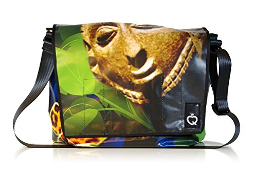Borsa Big Messenger Jungle