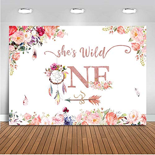 Which are the best wild one backdrop birthday girl available in 2019?