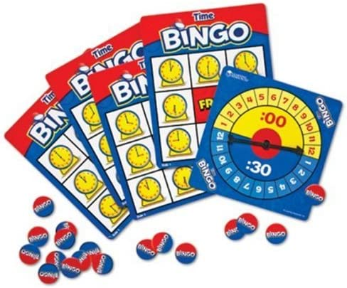 Time Sales Attention brand Bingo