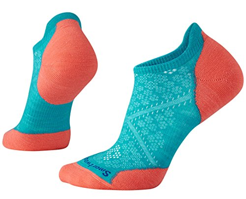 Womens Elite Pant (Smartwool Women's PhD Run Light Elite Micro Socks (Capri) Medium)