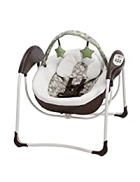 Graco Glider Lite LX Gliding Swing, Zuba BOBEBE Online Baby Store From New York to Miami and Los Angeles