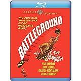 Battleground (Blu-ray) ~ Van Johnson Cover Art