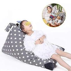 Stuffed Animal Bean Bag Chair for Kids a...