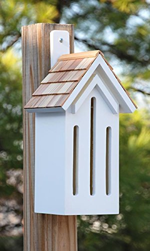 Prime Retreat Classic Butterfly House, White