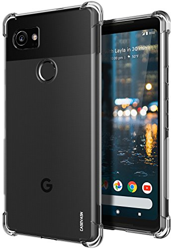 Shockproof Bumper Case for Google Pixel 2 XL