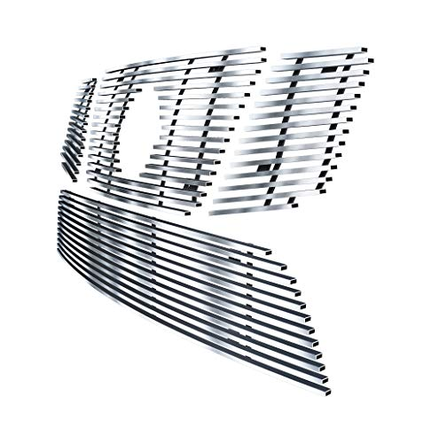 - Off Roader eGrille Stainless Steel Billet Grille Combo Fits 08-11 2011 Nissan Armada