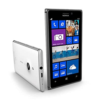 Nokia Lumia 925 16GB RM-893 Windows Smartphone, T-Mobile, White