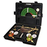 US Forge Welding and Cutting Oxygen Acetylene Pro Flame Pak Kit No.00820