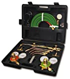US Forge Welding and Cutting Oxygen Acetylene Pro Flame Pak Kit #00820