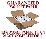 3-1/8 x 230' (50 Rolls) Thermal Paper Rolls TM-T88 T-20 T-90 Bixolon SRP-350 370 BPA free Made in USA From BuyRegisterRolls 318230