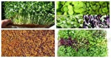 Hydroponic Grow Pads - Hemp Grow Mat - Perfect for