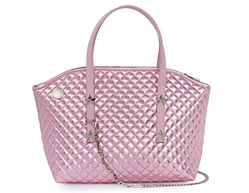 Fleurs Fille New estate La Pink Matelasse Collection Des 2018 Borsa Primavera Pamela qEwZnS6HZ